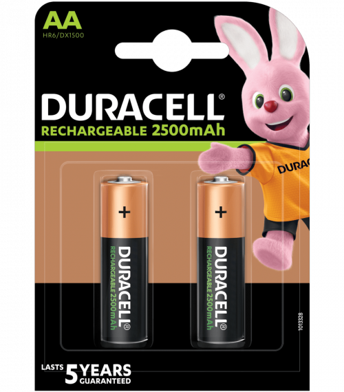 DURACELL Stay Charged HR6 AA 2400mAh BL2
