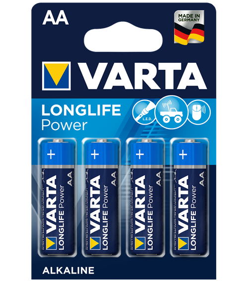 Varta High Energy 4906 AA BL4