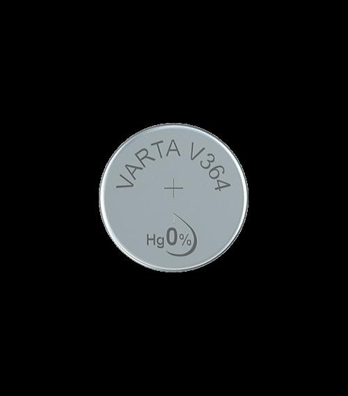 Батерия за часовник 364 - SR621SW - Varta V364