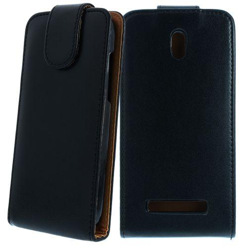 FLIP калъф за HTC Desire 500 Black