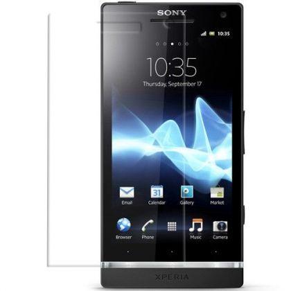 Протектор за телефон Sony Xperia J LT26i Clear