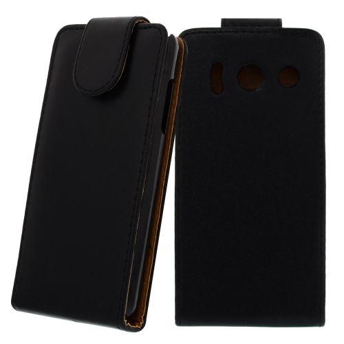 FLIP калъф за Huawei Ascend Y300 Black