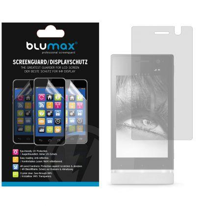 Протектор за телефон Sony Xperia U ST25i Clear