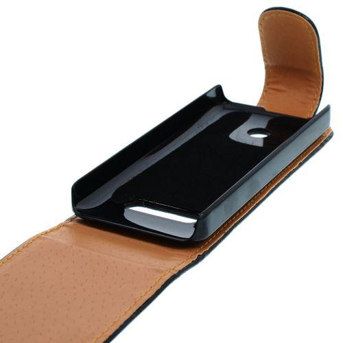 FLIP калъф за Nokia 301 Black