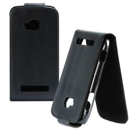 FLIP калъф за Nokia Lumia 710 Black