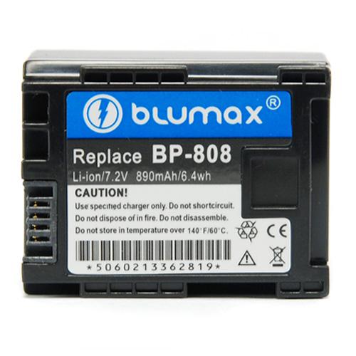 Батерия за видеокамера Canon BP-808 wireless 890mAh