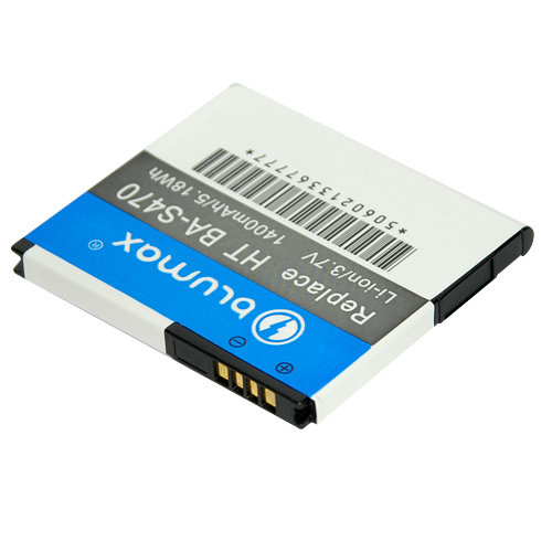 Батерия за HTC Desire HD BA-S470 Li-Ion 1300 mAh