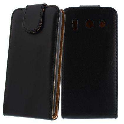 FLIP калъф за Huawei Ascend G510 Black