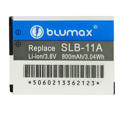 Blumax батерия за Samsung SLB-11A Li-lon 800mAh