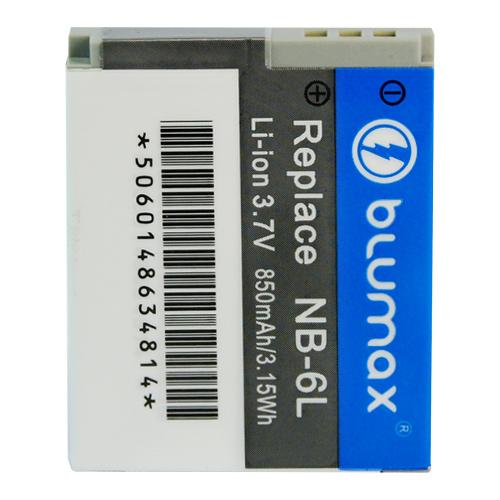 Батерия за фотоапарат Canon NB-6L  850mAh