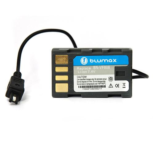 Blumax батерия за JVC BN-VF808 with cable