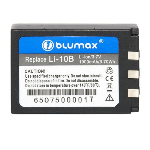 Blumax батерия за Olympus Li-10B Li-lon 1000mAh