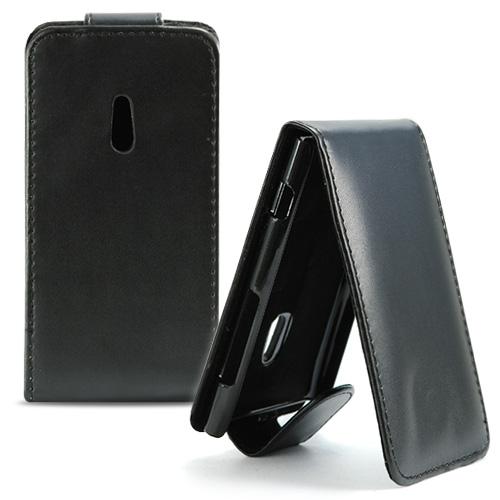 FLIP калъф за Nokia Lumia 800 Black