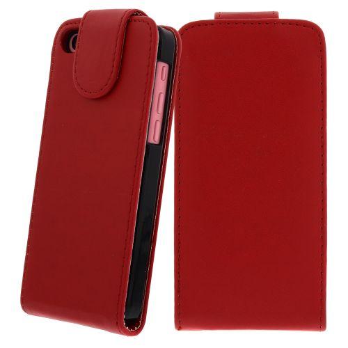 Калъф за телефон iPhone 5c - Червен
