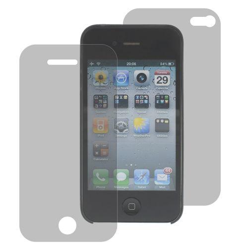 Протектор за телефон iPhone 4 Front and Back Matt