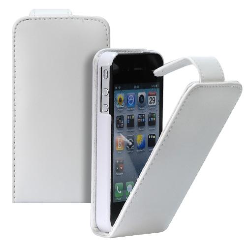 Калъф за телефон iPhone 4/4S White (Nr:15)