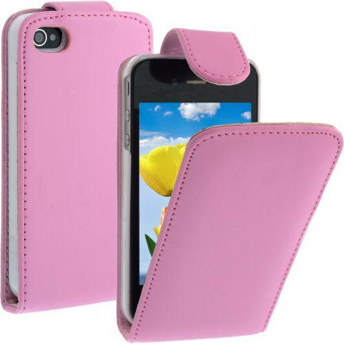 Калъф за телефон iPhone 4/4S Pink (Nr:13)