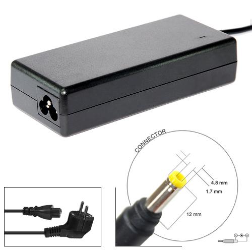 Зарядно за лаптоп за Compaq 18,5V 4,9A (4,8 1,7mm)