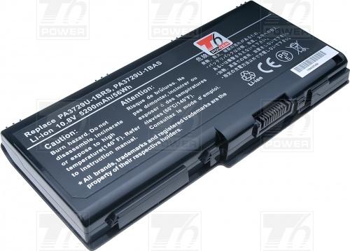 Батерия за Лаптоп Toshiba PA3729U-1BAS, PA3729U-1BRS