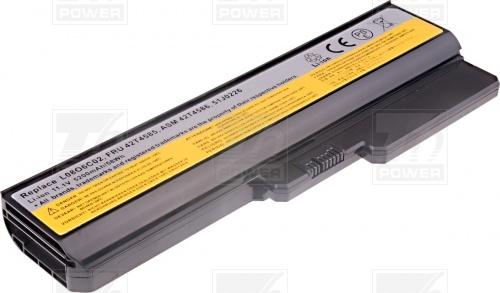 Батерия за Лаптоп IBM  FRU 42T4585, ASM 42T4586, 51J0226, L08O6C02, 5200mAh
