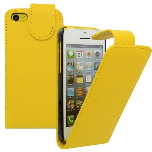Калъф за Apple iPhone 5c Yellow