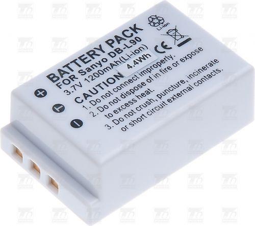 Батерия за фотоапарат Sanyo DB-L90, 1200 mAh