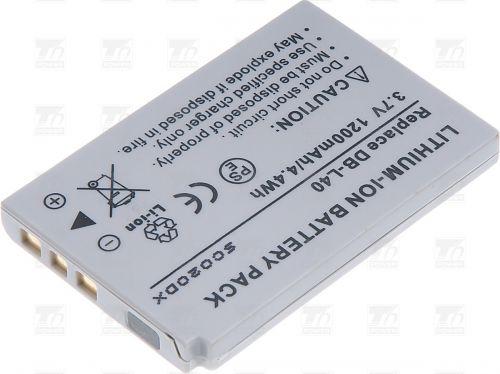 Батерия за фотоапарат Sanyo DB-L40, 1200 mAh
