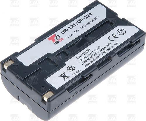 Батерия за фотоапарат Sanyo UR-121, UR-124, 2200 mAh