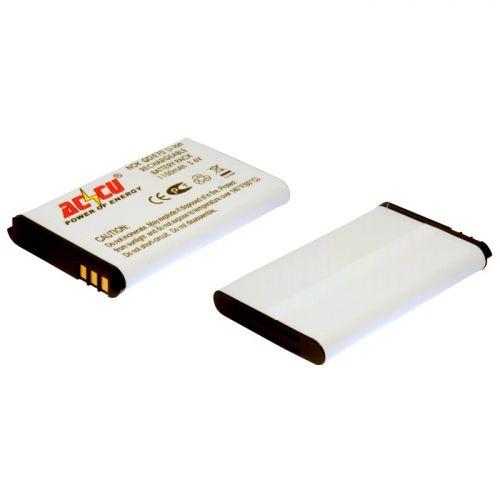Батерия за GSM Nokia E70, N-Gage QD, 6268, 2865, 6275, Li-ion, 1100mAh