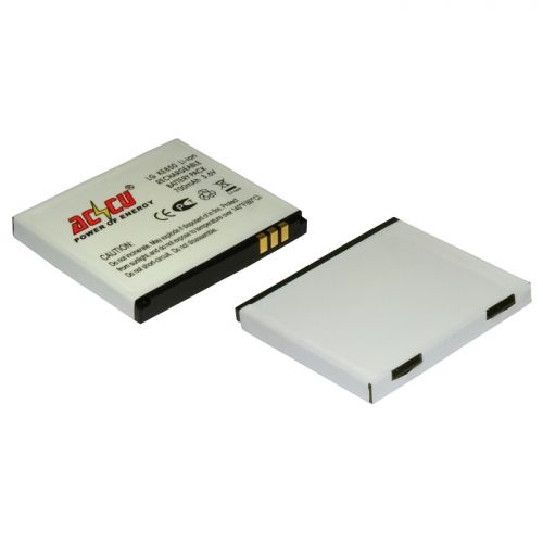 Батерия за GSM LG KE820, KE850 Prada, KG99, Li-ion, 700mAh