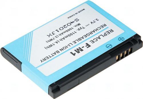 Батерия за телефон Blackberry F-M1,1100mAh