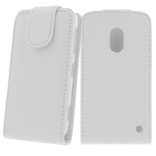 FLIP калъф за Nokia Lumia 620 White