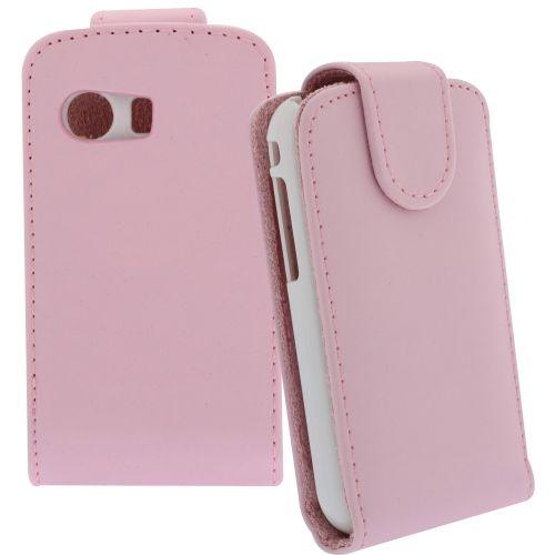 FLIP калъф за Samsung Galaxy Y GT-S5360 Pink (Nr 13)