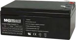 Оловна батерия MHB 12V / 3.2AH