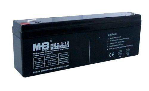 Оловна батерия MHB 12V / 2.3AH