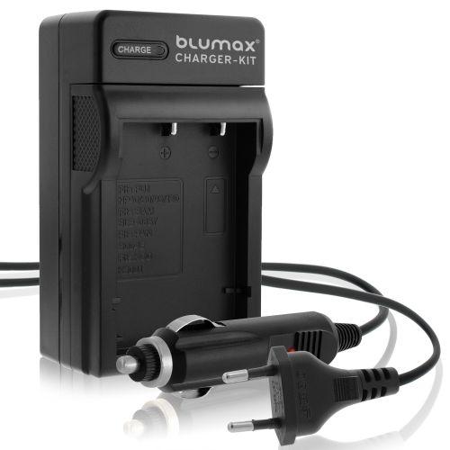 Зарядно за Fuji NP-60 - Blumax