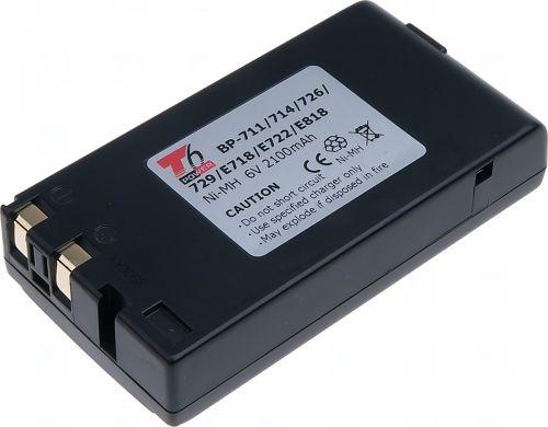 Батерия за видеокамера Canon BP-714, BP-711, DR12, BP-818, BP-E718, BP-E722, BP-726, BP-E818, BPE77, BP-E77K, 2100 mAh