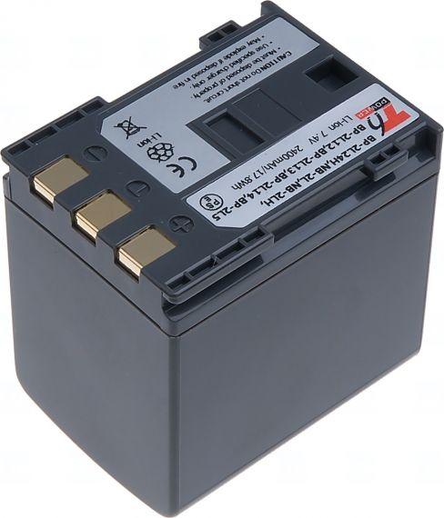Батерия за видеокамера Canon BP-2L12, BP-2L13, BP-2L14, BP-2L24H, 2400 mAh