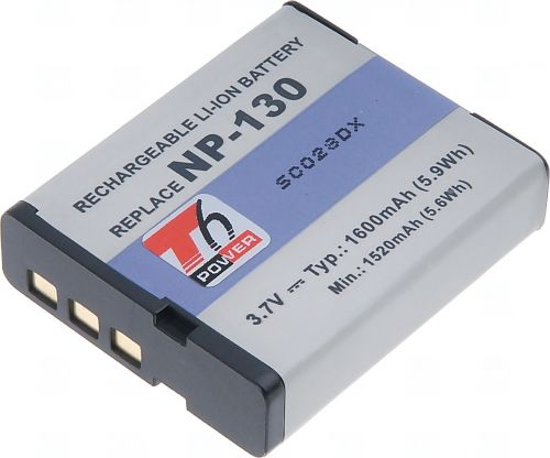 Батерия за фотоапарат Casio NP-130, 1600 mAh