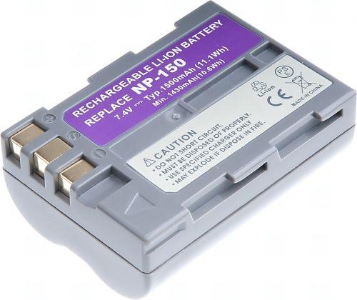 Батерия за фотоапарат Fuji NP-150, 1500 mAh