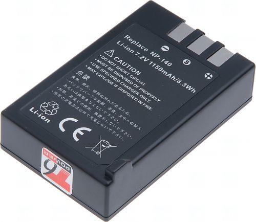 Батерия за фотоапарат Fuji NP-140, 1150 mAh