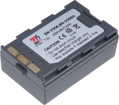 Батерия за видеокамера JVC BN-V306, BN-V306U, 1000 mAh