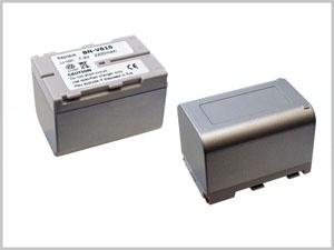 Батерия за видеокамера JVC BN-V615, Цвят - шампанско, 2100 mAh