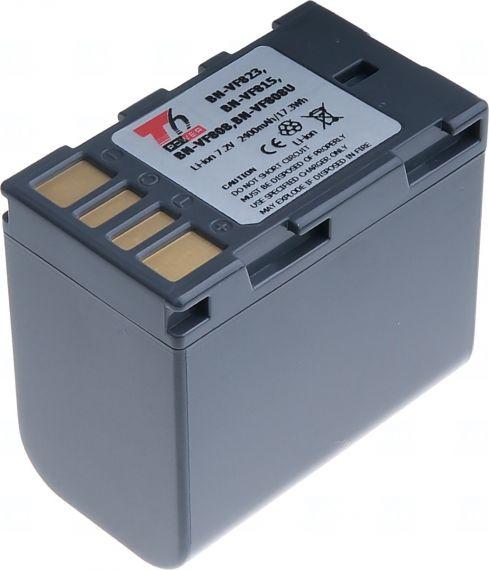 Батерия за видеокамера JVC BN-VF808, BN-VF808U, BN-VF815, BN-VF815U, BN-VF823, BN-VF823U, 2400 mAh