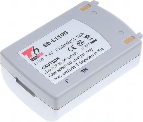 Батерия за фотоапарат Samsung SB-L110G, 1500 mAh