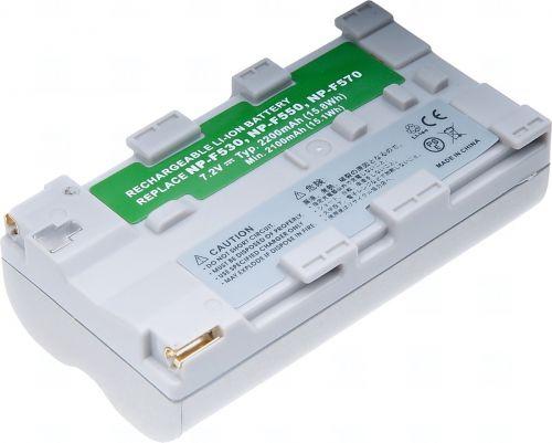 Батерия за фотоапарат Sony NP-F330/550, champagne, 2200 mAh