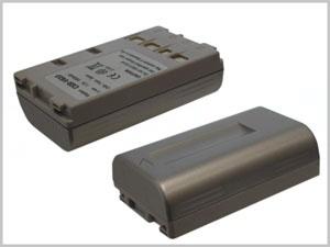 Батерия за видеокамера Panasonic CGR-V610, CGR-V14, Цвят - шампанско, 2200 mAh