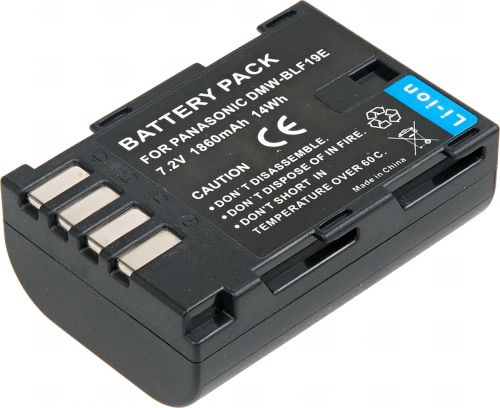 Батерия за фотоапарат Panasonic DMW-BLF19, DMW-BLF19E