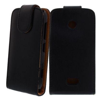 FLIP калъф за Nokia Lumia 510 Black