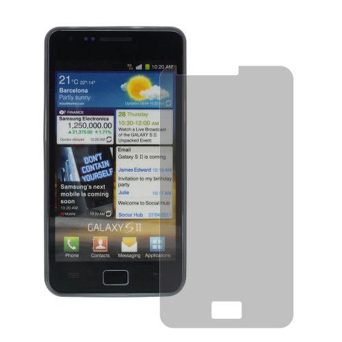 Протектор за телефон Samsung Galaxy S2 i9100 Matt